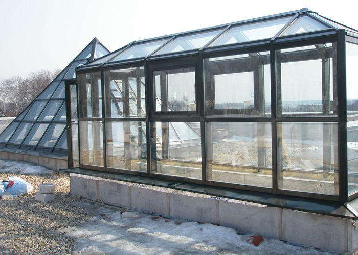 Остекление зимних садов
